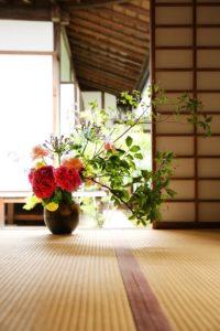 maison japonaise intérieure